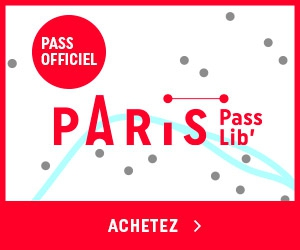 Paris Pass lib' - Pass officiel