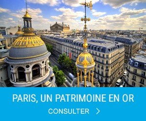 Paris, un patrimoine en or